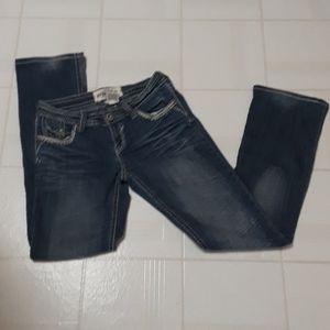 Hydraulic Gramercy Blue Jean's Size 4